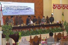 Dewan Tabalong tetap laksanakan Rapat Paripurna