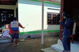 """Sejumlah desa di Kubu Raya """"Kepong Bakol"""" cegah COVID-19"""