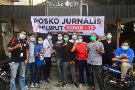 Jurnalis Pontianak dirikan Posko Peliputan COVID-19