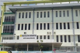 RSUD Sultan Suriansyah  tambah tiga ruang isolasi