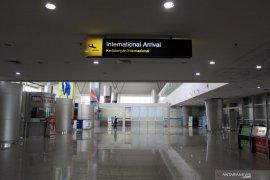 Jumlah penumpang Bandara Juanda menurun