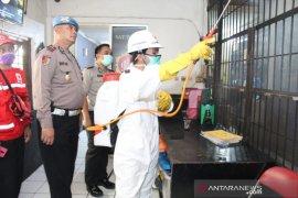 Polres Sukabumi Kota gelar Operasi Aman Nusa II cegah penyebaran COVID-19