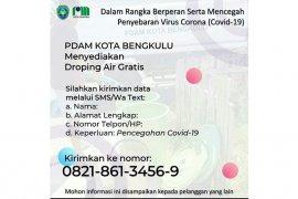 PDAM Bengkulu sediakan air gratis untuk masyarakat
