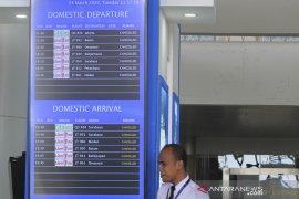 Pembatalan jadwal penerbangan di Kertajati