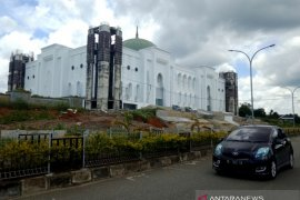 Nagan Raya anggarkan Rp10 miliar pasang batu giok di masjid agung