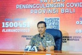 Gubernur minta masyarakat Bali tetap di rumah pada 26 Maret