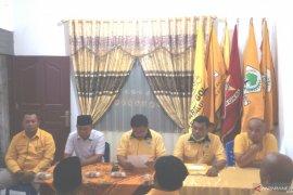 Golkar resmi calonkan pasangan Ali-Panusunan