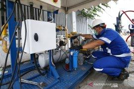 PGN mencatat penyaluran gas 882 BBTUD pada Januari-Maret 2020