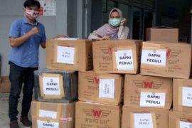 GAPKI bantu APD untuk tiga rumah sakit