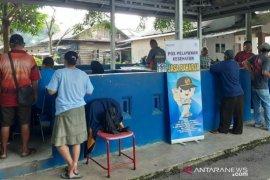Jasa Raharja Babel buka layanan kesehatan gratis di terminal Girimaya