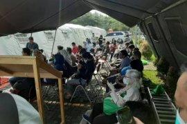 Info Kesembuhan pasien COVID-19 Jakarta hingga bantuan masker, kemarin