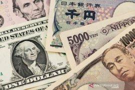 Dolar Amerika dan yen menguat di tengah data ekonomi global yang suram