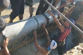 Distribusi air bersih terganggu di Sibolga