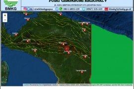 Gempa tektonik magnitudo 4,5 guncang Yahukimo