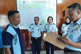 Enam orang Napi di Lapas Ambon terima remisi Nyepi