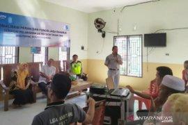 Jasa Raharja Babel sosialisasikan fungsi dan peran di Desa Penyak