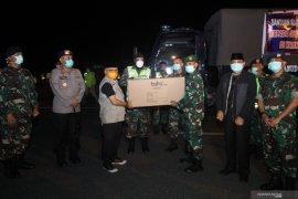 Kalimantan Selatan terima 2.000 unit APD dalam penanganan corona