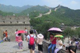 Tembok Besar China dibuka  kembali