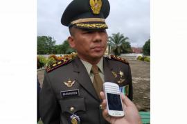 Dandim Putussibau apresiasi TMMD Sanggau ditengah wabah Corona