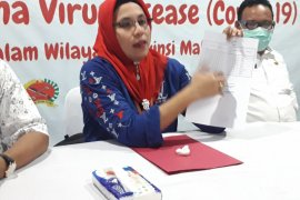 1.277 orang di Malut isolasi diri sendiri cegah COVID - 19