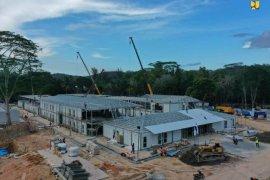 PUPR kerahkan 1.600 pekerja rampungkan RS darurat Pulau Galang