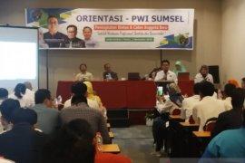 PWI Sumsel menunda pelaksanaan HPN dan Porwada