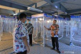 Kota Tangerang terima bantuan 2.400 alat rapid tes dan 400 APD