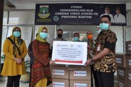 Bank Banten bantu 500 VTM dan 95 APD untuk tangani virus corona