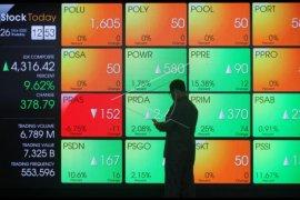 OJK persingkat waktu perdagangan saham di Bursa Efek