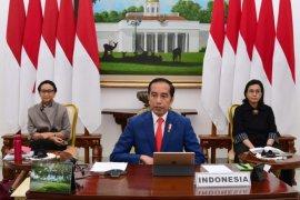 Presiden ikuti KTT LB G20 dari Istana Bogor Kamis malam