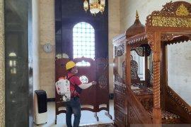 Pemkab Tapin Kesulitan Mendapatkan Bahan Baku Disinfektan