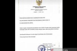 Beredar seruan hoaks Gubernur DKI penghentian hubungan  suami istri