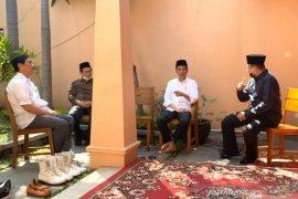 Ketua MPR Bamsoet melayat almarhum Ibunda Presiden Jokowi