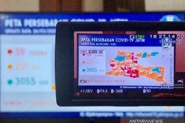 Kabupaten Kediri dan Gresik masuk daerah terjangkit COVID-19