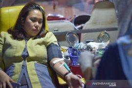 Pendonor darah di Kota Tangerang turun hingga 60 persen