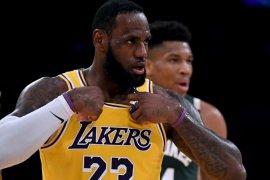 LeBron bahas efek virus corona ke NBA