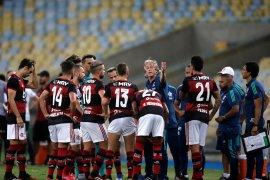 Sepak bola kembali bergulir di Amerika Selatan kendati ada protes