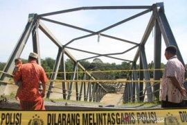 Aceh Barat kucurkan Rp12 miliar bangun jembatan untuk ekonomi pedesaan