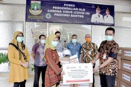 Bank Banten Bantu 95 ADP dan 500 VTM Untuk Atasi COVID-19