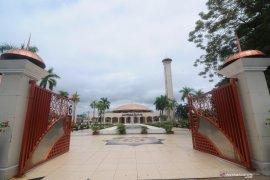 Masjid besar tiadakan Shalat Jumat