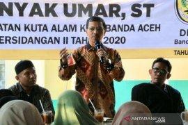 DPRK Banda Aceh alihkan Rp1,2 miliar untuk tangani corona