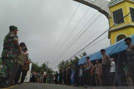 Perbatasan darat Gorontalo ditutup pukul 18.00 hingga 06.00 Wita