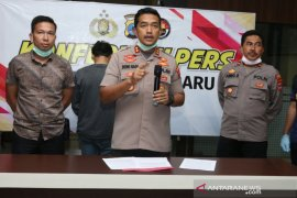 Polres Banjarbaru tangkap penyebar hoax soal Corona