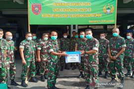 Rumkit TPT Soeharsono Banjarmasin terima 80 rapid test Covid-19
