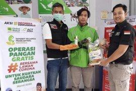 ACT Malang gelar operasi pangan gratis untuk keluarga prasejahtera terdampak COVID-19