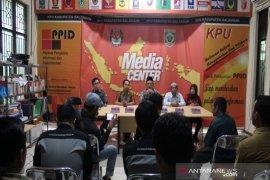 KPU Balangan membagi masa kampanye menjadi tiga fase