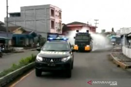 Polres Rejang Lebong bubarkan pesta pernikahan warga