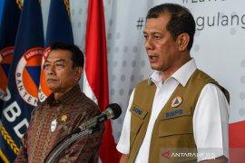 Kasus baru COVID-19 di Indonesia turun hingga 11 persen