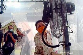 Pemkab Lumajang tempatkan bilik disinfeksi di rumah sakit dan ruang publik