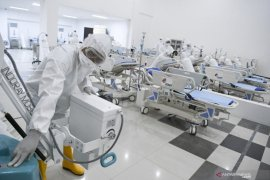 RSD Wisma Atlet siapkan 100 tempat tidur perawatan untuk pasien COVID-19
